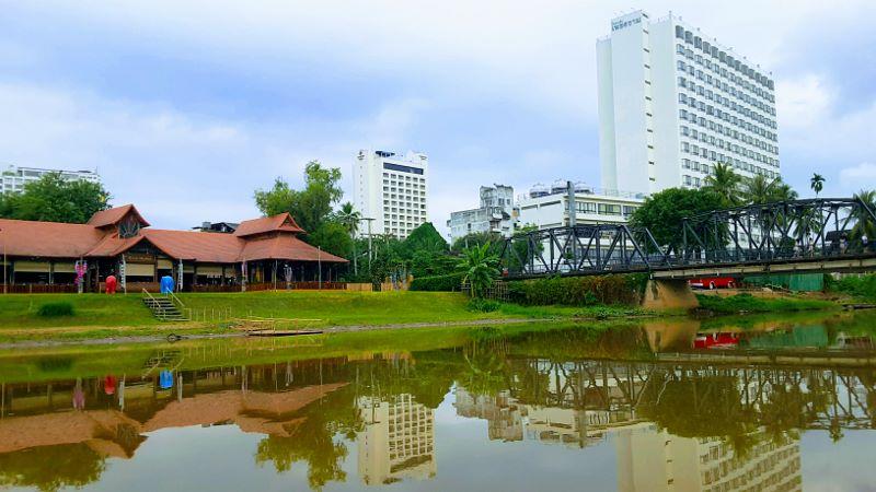 Mae Ping River Cruise Chiang Mai