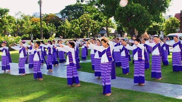 chiang mai traditional dance