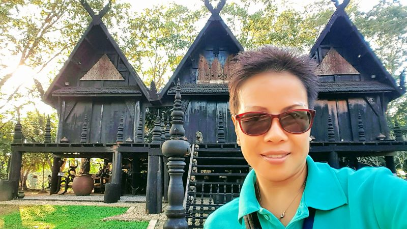 Black House (Baan Dam) Chiang Rai