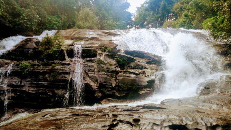 Doi Inthanon National Park - Mae Klang river