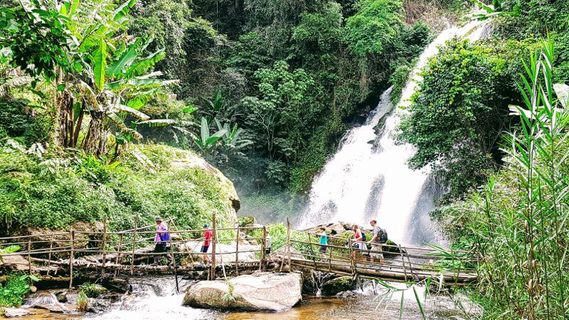 Doi Inthanon National Park - Trekking