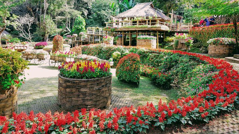 Mae Fah Luang Gardens Chiang Rai