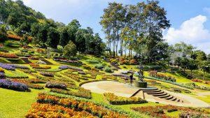 Doi Tung & Mae Fah Luang Gardens Chiang Rai