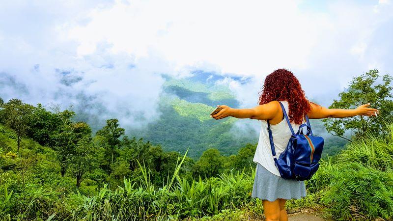 Mae Hong Son - Mountain Views
