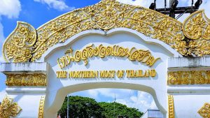 Mae Sai Border Markets - Northernmost point of Thailand