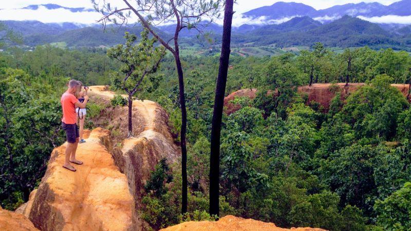 Pai Canyon - Walking Track