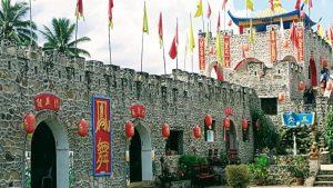 Santichon Chinese Village - Great Wall