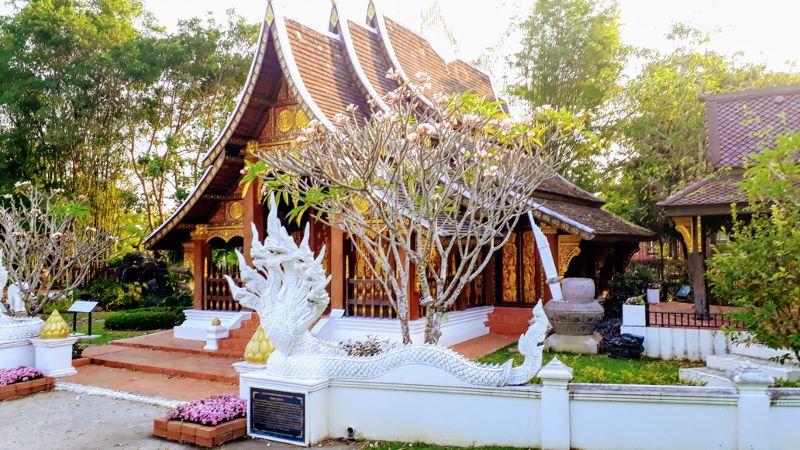 Royal Park Rajapruek - Temple