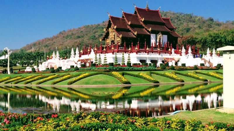 Royal Park Rajapruek Chiang Mai