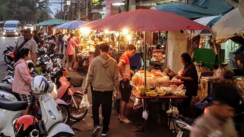 Chiang Mai Gate Street Food