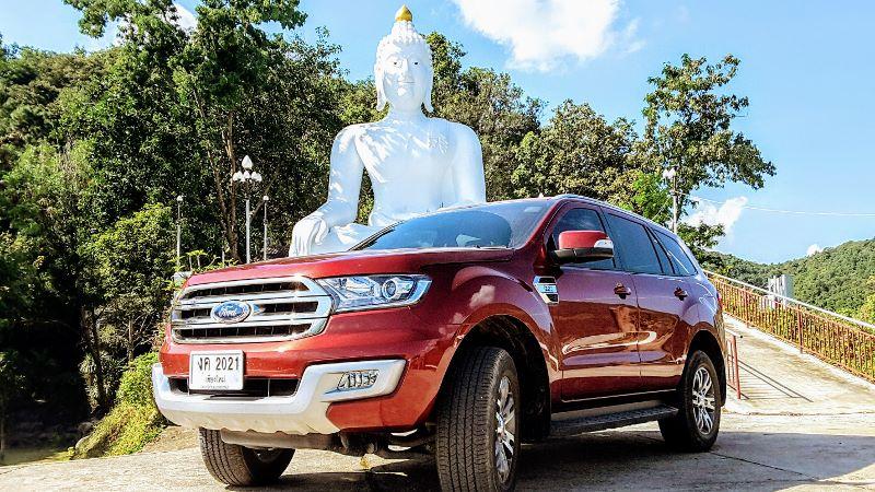 Thaton White Buddha