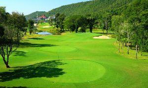 Alpine Golf Resort Chiang Mai - Fairway