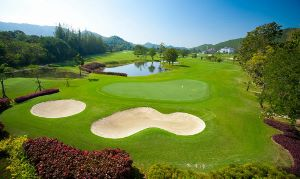 Alpine Golf Resort Chiang Mai - Green