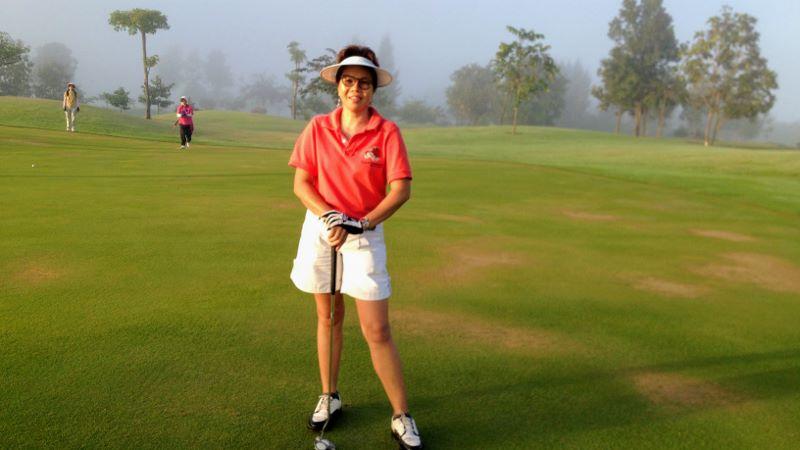 artitaya chiang mai golf resort - fairway