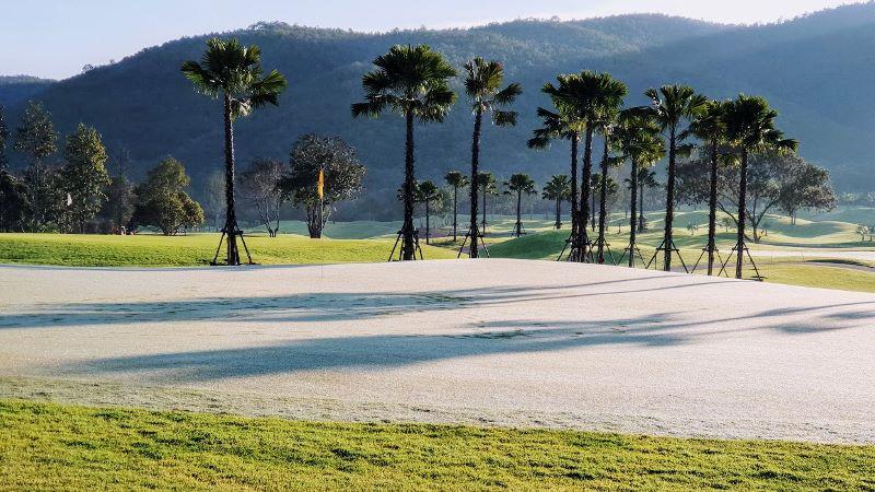 frost at artitaya chiang mai golf resort