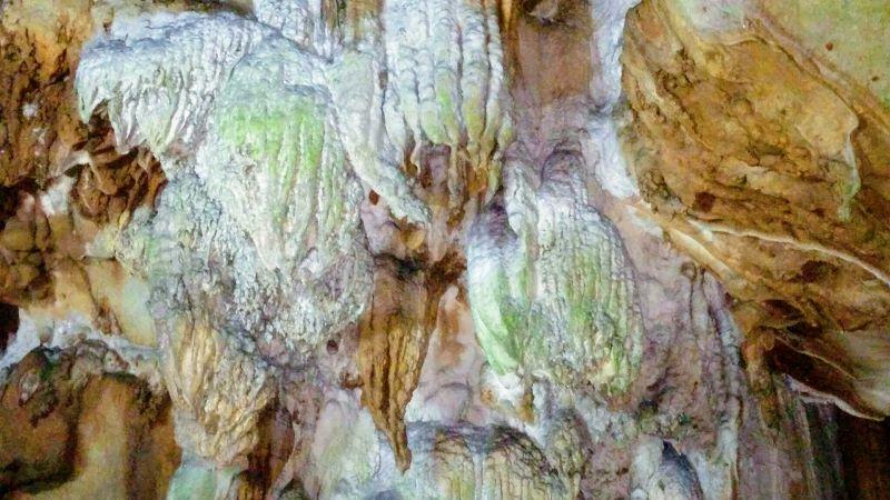 Chiang Dao Cave Stalactites