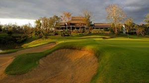Chiang Mai Highlands Golf Resort - Greens