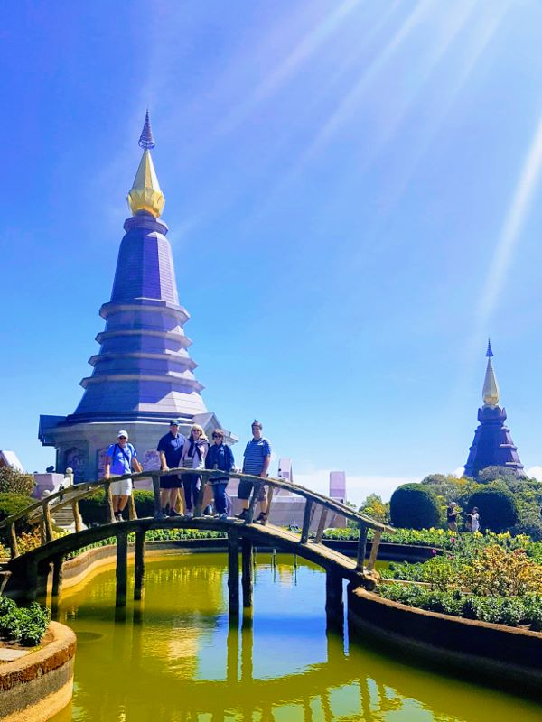 Doi Inthanon National Park - Queen's Pagoda