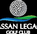 Gassan Legacy Golf Club - Logo
