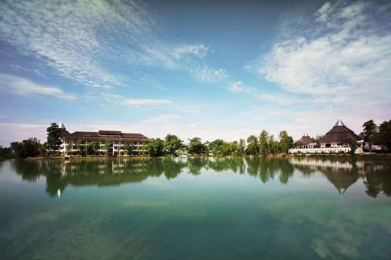 Gassan Legacy Golf Club - Lake