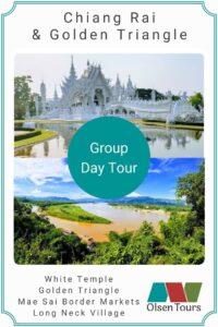 Chiang Rai & Golden Triangle Group Tour