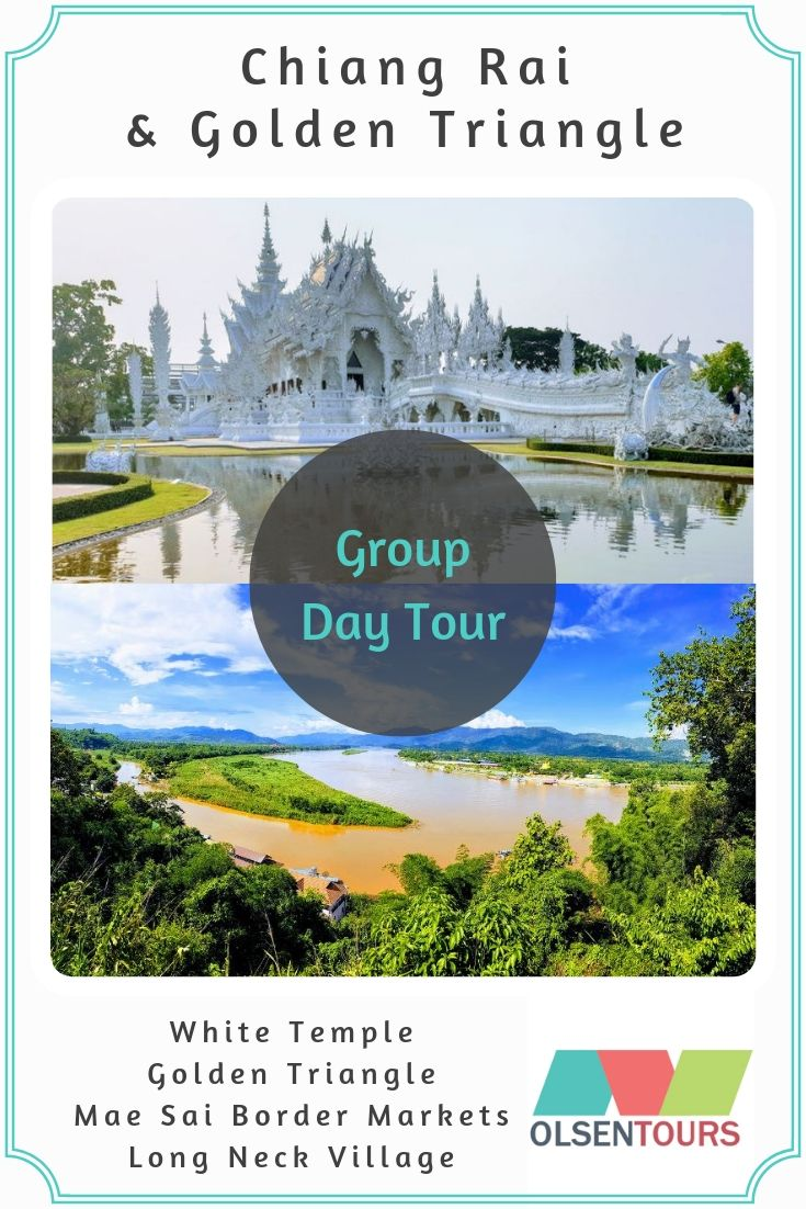 Chiang Rai & Golden Triangle Group Tour