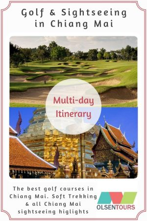 Golf Grand Tour: Chiang Mai