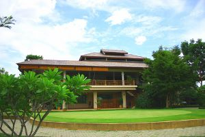 Mae Jo Golf Resort Chiang Mai - Clubhouse