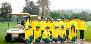 Royal Chiang Mai Golf Resort - Caddies