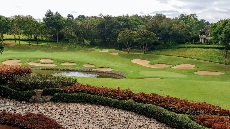 Santiburi Country Club Chiang Rai