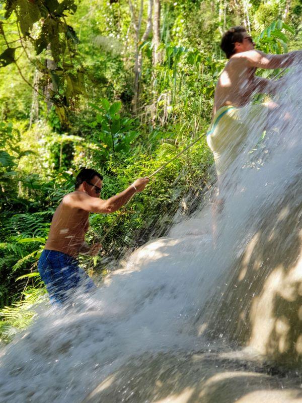 Bua Tong Sticky Waterfall