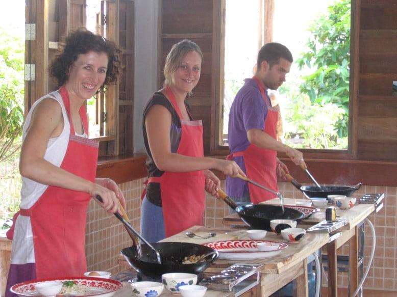 Thai Farm Cooking School - Class