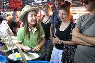 Thai Farm Cooking School - Market