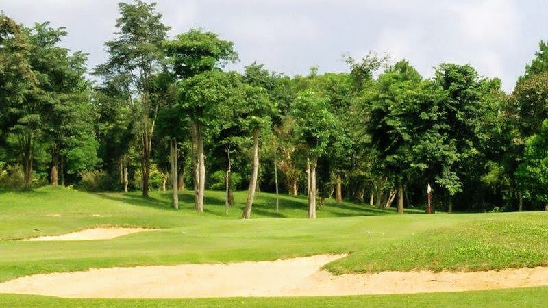 Waterford Valley Golf Club Chiang Rai - Bunker