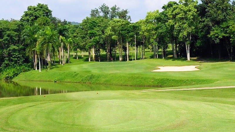 Waterford Valley Golf Club Chiang Rai