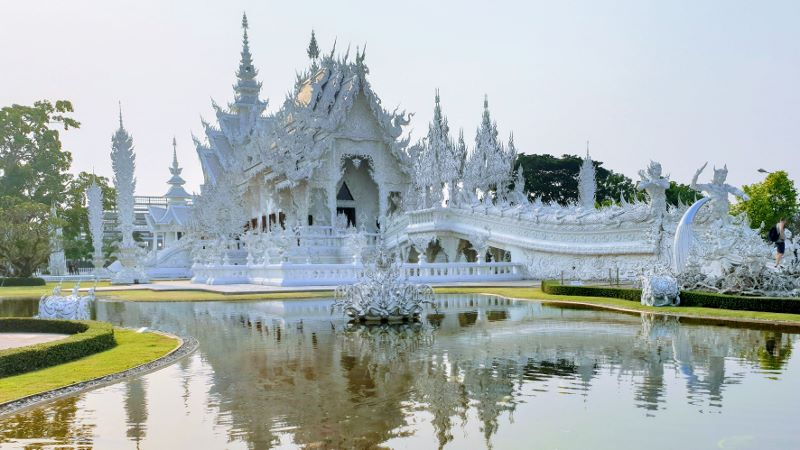White Temple Chiang Rai (Wat Rong Khun)