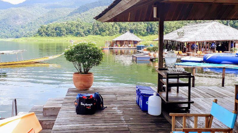 Mountain Float Mae Ngat Dam
