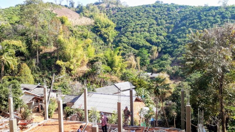 Ban I-Ko Nam Tok: Akha Village in Chiang Rai