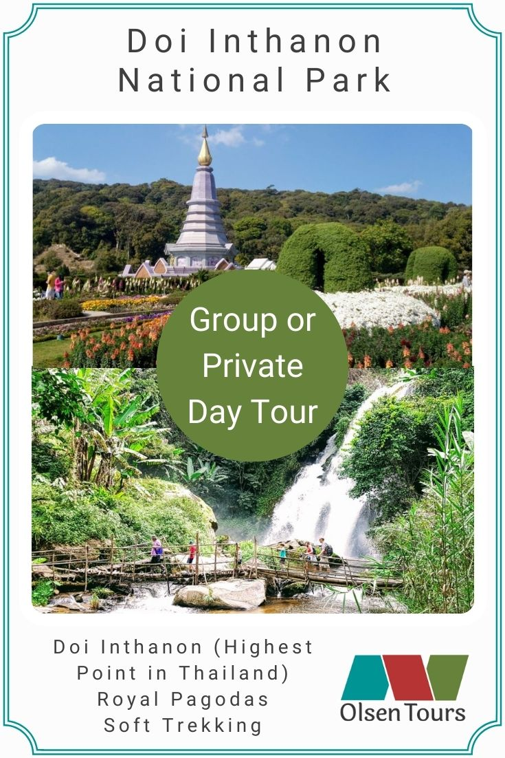 Doi Inthanon National Park: Day Tour
