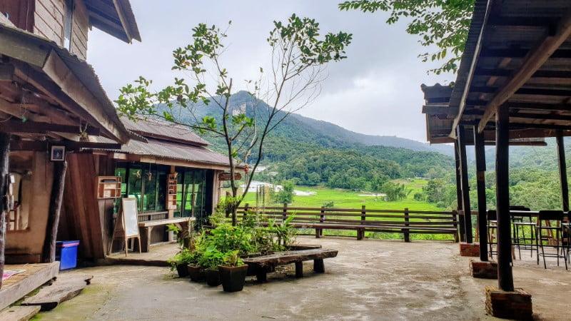 Mae Klang Luang Hill resort