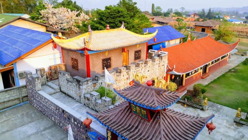 Santichon Village: Yunnanese Cultural Center