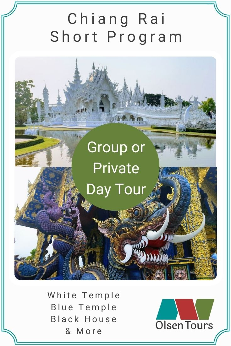 Chiang Rai Day Tour (Group or Private)